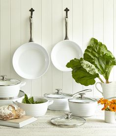 Sophie Conran and Portmeirion are proud to present the latest in cookware technology - ceramic coated cast aluminium. #SophieConran #Portmeirion