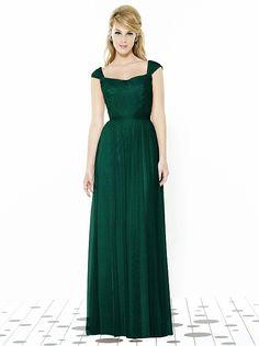 After Six Bridesmaids Style 6724 http://www.dessy.com/dresses/bridesmaid/6724/?color=celadon&colorid=10#.VX3yxuf-hhk