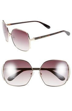 eed9bef73b66 MARC BY MARC JACOBS 61mm Vintage Inspired Oversized Sunglasses available at   Nordstrom Sunglasses Shop
