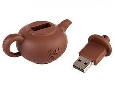 Tea Pot Shape 4GB Flash Drive