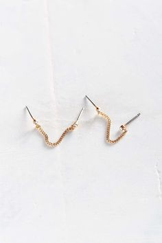 Little Sparkle Double Post Earring - Urban Outfitters