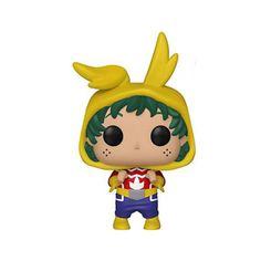 My Hero Academia Funko POP! Animation Deku in Onesie Vinyl Figure My Hero Academia Episodes, My Hero Academia Memes, Hero Academia Characters, My Hero Academia Manga, Academy Figure, Funko Pop Anime, Pokemon Costumes, Pop Figurine, Funko Pop Toys