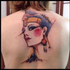 Victor Montaghini #backtattoo #tattoo