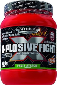 Weider Nutrition X-Plosive Fight Fruit Attack Nutrition, Pure Products, Fruit, Food, Eten, Meals, Diet