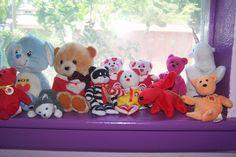 Nikkis mini stuffed animals