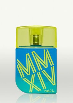 Playful. Young. Free. MMXIV. A New Limited Edition Fragrance for him from rue21