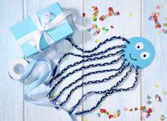 Octopus octopus wool plaiting braids DIY crafting with children children Diy For Kids, Crafts For Kids, Children Crafts, Diy And Crafts, Arts And Crafts, Diy Braids, Child And Child, Animal Crafts, Textiles