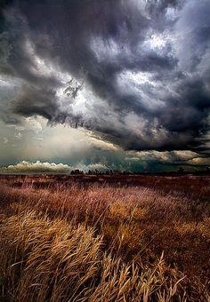 """The Thunder Rolls"" Horizons by Phil Koch. Lives in Milwaukee, Wisconsin, USA. http://phil-koch.artistwebsites.com https://www.facebook.com/MyHorizons"