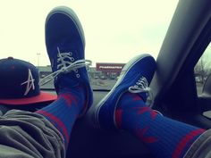 Vans of the wall <3