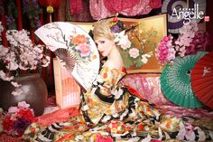 neo Oiran  neo花魁 海外のお客様 #花魁体験 #京都 #Oiran #kyoto  #kimono