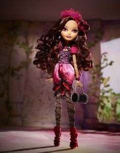 My toys,loves and fashions: Ever After High - Boneca da Briar Beauty!