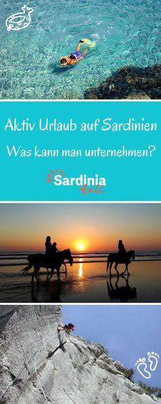 Aktiv Urlaub auf Sardinien. Die besten Ausflüge und Aktivitäten für Ihre nächste Reise.
