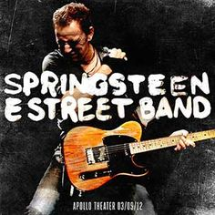 Springsteen has started offering archival concerts for sale. We may never leave the house again.