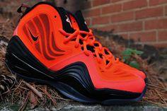 """Releasing: Nike Air Penny V (5) """"Crimson"""""""