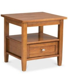 Burbank End Table, Direct Ships for just $9.95