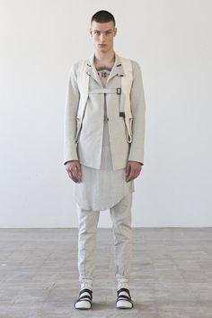 Male Fashion Trends: Boris Bidjan Saberi Spring/Summer 2014 - París Fashion Week #PFW