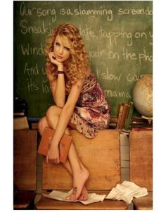 Tay. Fearless era