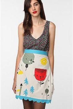 Forest Apron $14.99
