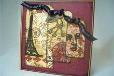 Collage Stamping DIY (tutorial and video) .... http://www.splitcoaststampers.com/resources/tutorials/collage_stamping/