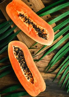 Papaya, Kaek-Dam (Carica papaya)
