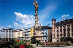 Linz, Capital of Upper Austria