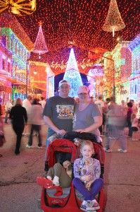 Disney World Training: Renting a stroller from an off site company
