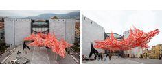 Structured Chaos Rio De Janeiro, Brazil December 2012 - | Arne Quinze