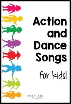 Dance Songs for Kids