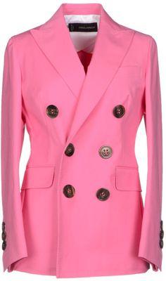 Love this: DSquared2 Purple Coat @Lyst #LaPETITEBlog