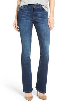 Image of DL1961 Bridget Instasculpt Boot Cut Jeans