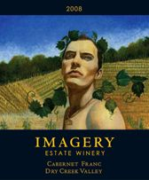 Imagery wine is awesome. Their bottle designs are art. I love them and am happy I live where I can have it shipped to me :)