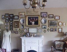 family history room...