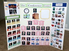 Conference Board Revamp.