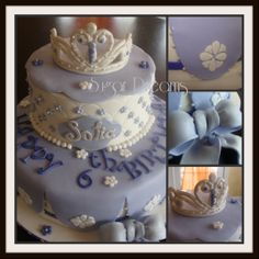 Birthday Cake Photos - Sofia the First  Visit my fb page   http://www.facebook.com/pages/Sugar-Dreams-Roxboro-/105505442928784