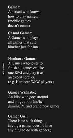 (*** http://BubbleCraze.org - Best-In-Class new Android/iPhone Game ***) Gamer Quote so true :D