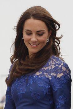 Kate Middleton Duchess of Cambridge | Catherine, Duchess of Cambridge, disembark the HMCS Montreal in Quebec ...