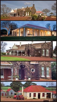 Bassett Homestead, Branxholme, was named after the original lease-holder, Christopher Bassett, who was murdered by aborigines in 1843. The first section of the substantial homestead was probably built in 1854; it then passed through several hands, including those of influencial squatter, William Skene, and his son Thomas, MP, until given by William Riggall to his daughter Ada and her husband, William Tully. In 1907 they employed leading architects, Reed, Smart & Tappin to make the grandest…