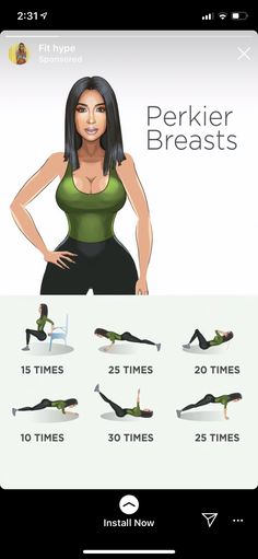 Perky Breast Workout Perky Breast Workout Source by monitapalmer The post Perky Breast Workout appeared first on Shane Carlson Fitness. Big Chest Workout, Chest Workout Women, Fitness Workout For Women, Chest Workouts, Summer Body Workouts, Easy Workouts, At Home Workouts, Bike Workouts, Swimming Workouts