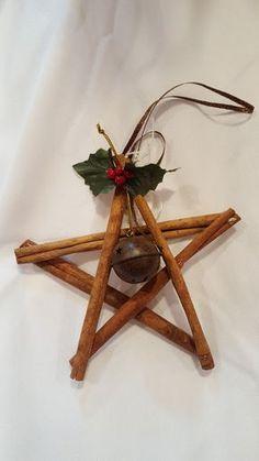 Cinnamon Star Ornament