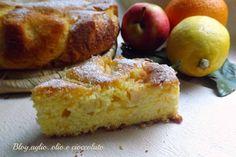 La Torta di Mele agli Agrumi,è veramente speciale!! Se vi piacciono le mele e vi piace il sapore agrumato nei dolci,allora non dovete perdervela
