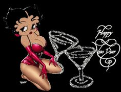 Browse all of the Happy New Year Betty Boop photos, GIFs and videos. Find just what you're looking for on Photobucket