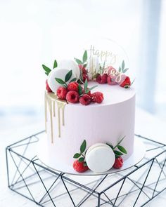 Birth Cakes, Pastry Art, Dessert Decoration, Cakes For Boys, Cake Art, Panna Cotta, Cake Decorating, Food And Drink, Cooking Recipes