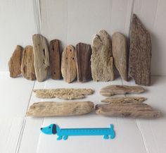 14 Driftwood Pieces Arts Crafts Beach Coast Rustic Nautical Shabby Chic SCDS  | eBay