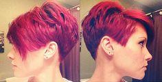 Wanneer iemand vraagt aan mij wat mijn favoriete kleur is qua kapsels? Dan antwoord ik altijd: Rood! Waarom precies kan ik je ook niet vertellen maar een rode haarkleur is beschikbaar in zoveel verschillende tinten. Je kan er voor kiezen om wat donkerder rood te nemen maar als je in een gekke bui bent is …