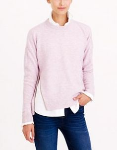 J.Crew Lambswool Zip Sweater worn by Mary Margaret Blanchard on Once Upon A Time. Shop it: http://www.pradux.com/jcrew-lambswool-zip-sweater-36730?q=s43