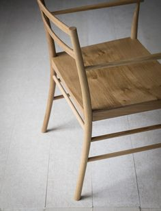Clerkenwell Design Week 2014: London design brand Pinch has unveiled a dining chair, armchair, side tables and shelving, as well as addition to its existing range.