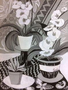 "Студия изобразительного искусства ""МАТИСС"" Art And Illustration, Painting For Kids, Art For Kids, Secondary School Art, Expressive Art, 2d Art, Summer Art, Teaching Art, White Art"