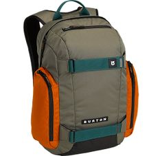 With pockets for laptop and music, as well as straps for your skate and a built-in cooler compartment, this is the ultimate pack for laid-ba...
