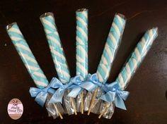Dona Filó - Ateliê: Pirulito de Marshmallow - Tema Frozen