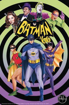 Batman Robin, Batman 1966, Batman Art, Batman And Superman, Adam West Batman, Batman Arkham, Batman Tv Show, Batman Tv Series, Batgirl